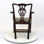 Hollywood Regency Chippendale Side Chair