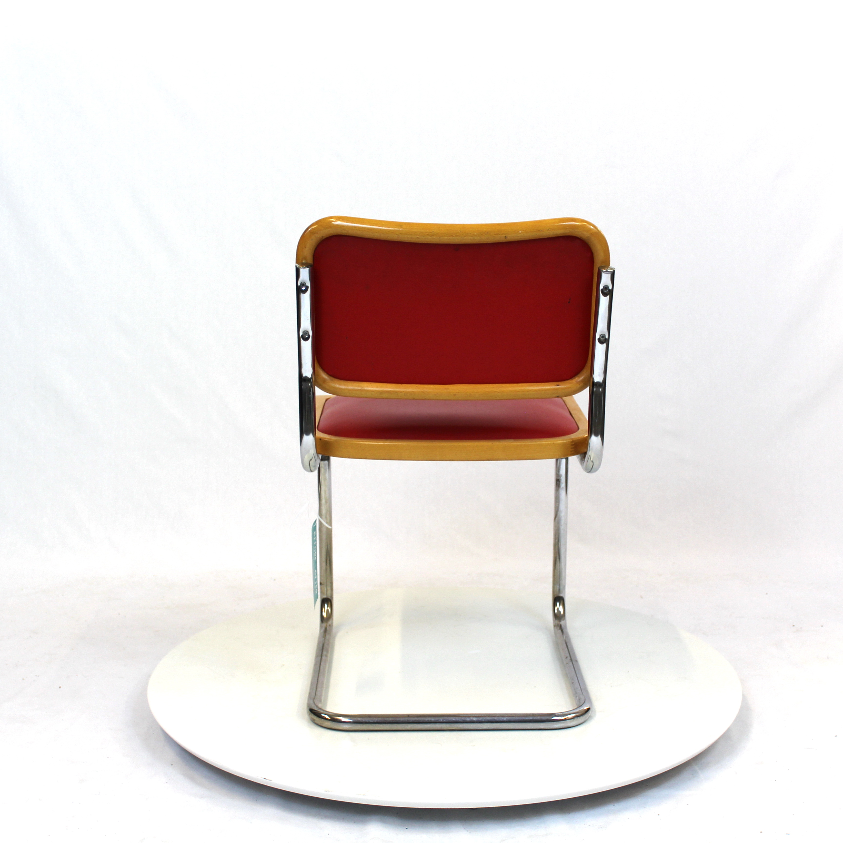 Marcel Breuer Style Chair Furniture Basix
