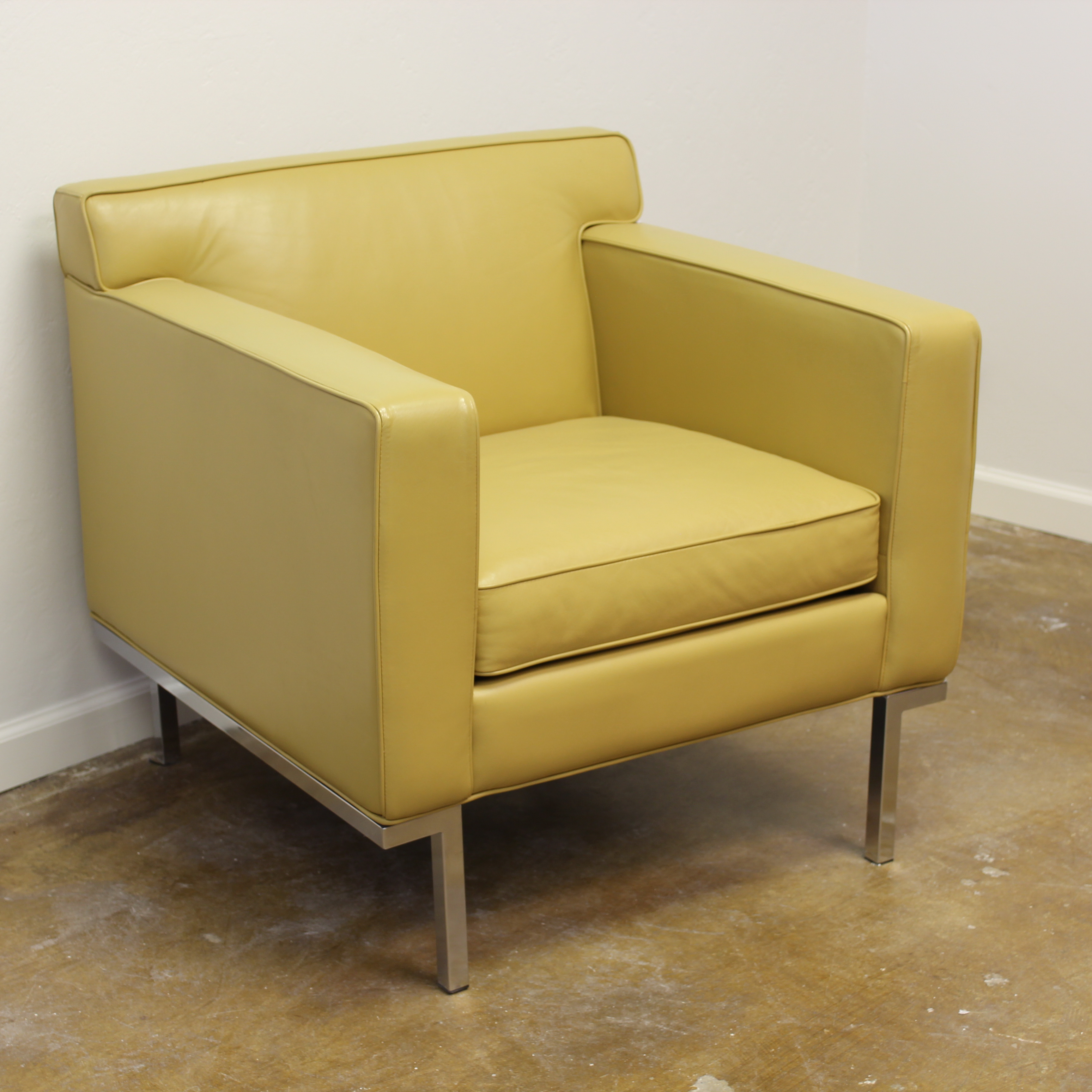 Charles Pfister for Knoll Club Chair