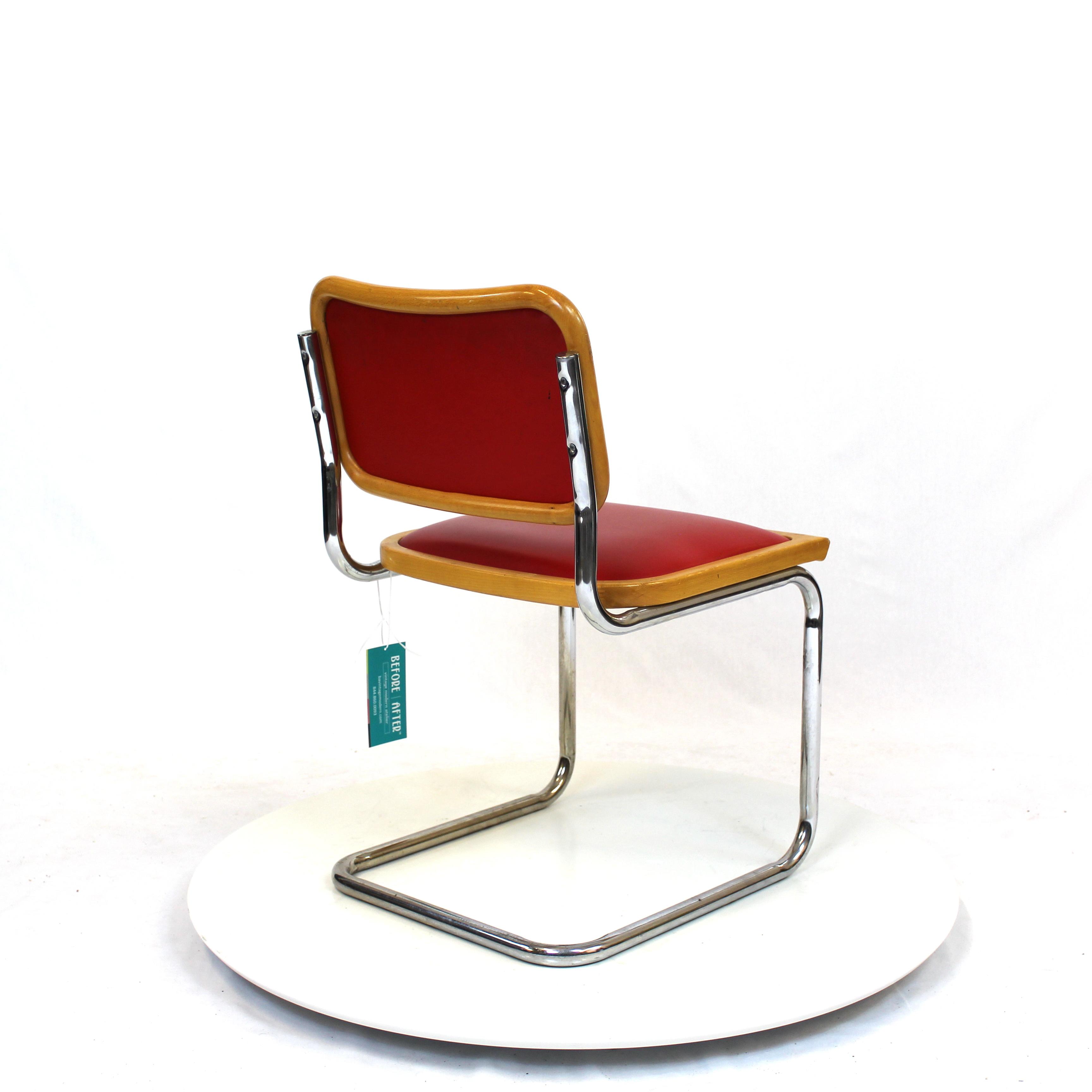 ... Marcel Breuer Style Chair ...